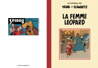 SPIROU - LA FEMME LEOPARD version collector