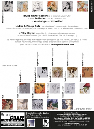 Exposition Ladies & Pin-Up Girls